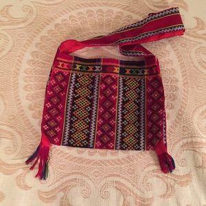 Handbags - Woven, Indian boho bag